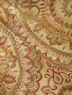 Pattern 02162 in Cadmium Trend Fabrics, Fabric Decor, Pattern Paper, Surface Design, Branding Design, Patterns, Fun, Life, Beautiful