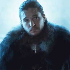 GOT, game of thrones season 7 GIF, Jon Snow, Kit Harington