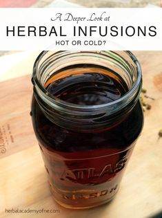 Cold Infusions vs Hot Infusions