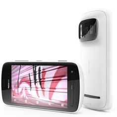 Nokia 808 PureView Smartphone with 41Megapixel-Camera [MWC 2012]