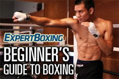 Beginners Guide to Boxing. 10 tips when punching the heavy bag.