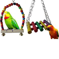 Quality Parrot Hammock Hanging Cage Cute Swing Toys Play Warm Winter Thick Small Pet Sleeping Bed Superior In