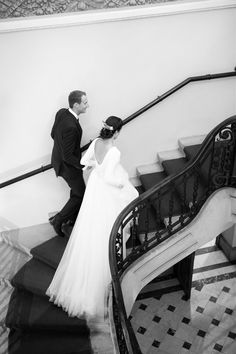 Carmen Soto The Bride | Atelier de vestidos de novia | Novias The Bride: La boda de BeaandTom | http://www.carmensotothebride.com