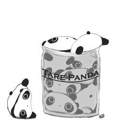 Tare Panda   Tare Panda Jar by Zlu5hy