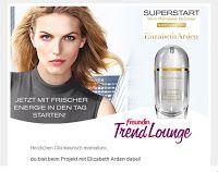 Hobby-Blog: Freundin Trend Lounge: ich darf Der Elizabeth Arde...