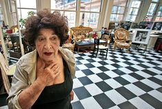 Editta Sherman, 96-Year-Old Squatter  Lived in Carnegie Hall for over 60 years