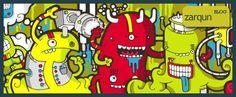 100 portafolios de artistas del mundo digital | ZaRQuN.com - Blog ...