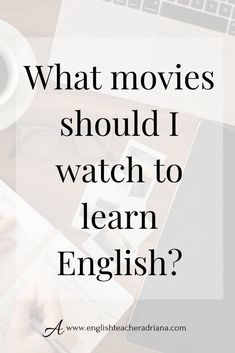 Learn English with movies using these tips. Click the link below to watch the full video lesson Improve English Speaking, Learn English Grammar, English Writing Skills, English Vocabulary Words, Learn English Words, English Tips, English Book, English Study, English Lessons