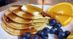 Basic Homemade Pancakes at MrBreakfast.com