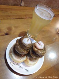 De pinchos por Logroño (Champis) :: annavalero.com #pinchos #logroño #viajes #escapadas #españa #comida #food