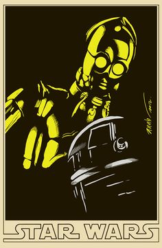 R2-D2 & C3PO