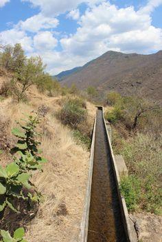 Hiking the Aqueduct Trail in San Agustin Etla, Oaxaca