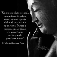 General Quotes, Buddhist Quotes, Learn Yoga, Osho, Spanish Quotes, Inner Peace, How To Relieve Stress, Reiki, Zen