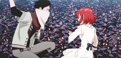 Akagami no Shirayuki-hime - Snow White with the Red Hair - Obi and Shirayuki