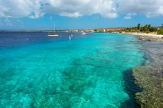 10 Reasons to go to Bonaire! Bonaire's west coast is only one.