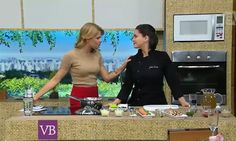 #healthyfood #healthyrecipe #cozinhanutritiva #saudavelsemneura Chef Izabela Braga no Programa Você Bonita | TV Gazeta | Com Carol Minhoto | Janeiro de 2016.