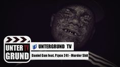 Daniel Gun feat. Pzyco 241 - Murder Shit (OFFICIAL HD VIDEOPREMIERE)