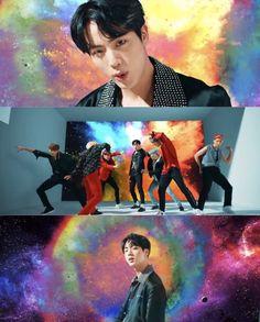 Jin the visual King __________ BTS (방탄소년단) 'DNA' Official MV || #BTS #방탄소년단 #LOVE_YOURSELF