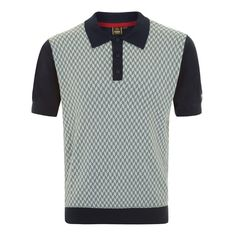 Polo DELRAY, par MERC LONDON (taille M)