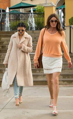 Dinner Date from Caitlyn Jenner's Best Looks | E! Online