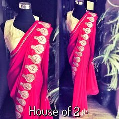 Get this glam look with gorgeous red saree To purchase mail us at houseof2@live.com or whatsapp us on +919833411702 for further detail #sari #saree #sarees #traditional #traditionalwear #traditionaldesign #traditionaloutfit #trendy #india #indian #indianwear #indianbride #indianroots #indowestern #indianoutfit #indianjewelry #indianoutfits #indianwedding #indiandesigner #like4like #likeforlike #follow4follow #followforfollow #houseof2 #recentforrecent