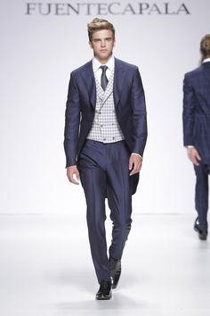 Trajes de novio de Fuentecapala 2015 #boda #novio #traje