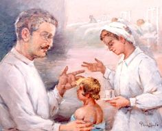 "SECRET (GOD): St. Giuseppe Moscati – ""Doctor to the Poor"" ~ ""The life of every individual is created in the image and likeness of God, and is therefore sacred and invioable from conception to natural death… """