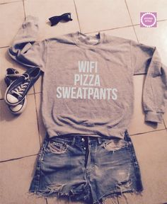 Hey, I found this really awesome Etsy listing at https://www.etsy.com/listing/206571364/wifi-pizza-sweatpants-sweatshirt-jumper