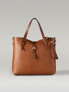 SUEDE-LINED HANDBAG
