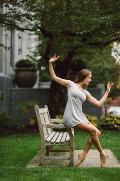 Image result for urban ballerina on a bench