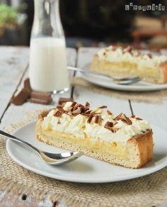 Hace un tiempo, un lector del blog me pidió si le podía conseguir la receta de una tarta de crema que se come en el norte de Bélgica. Yo la he comido – comprada -, ya que es muy típica … Sigue leyendo →