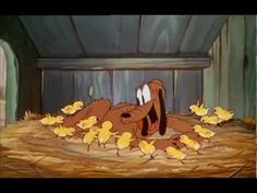 Silly Symphonies - Papa Pluto (1936)