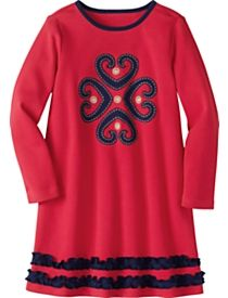 Adorable #girls wishing well #dress at Hanna Andersson $34.00