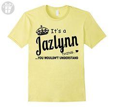 Mens Jazlynn You Wouldn't Understand Birthday T-Shirt Small Lemon - Birthday shirts (*Amazon Partner-Link)