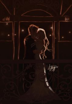 How Queen of Shadows really should have been. Lights Out by MargaHG.deviantart.com on @DeviantArt