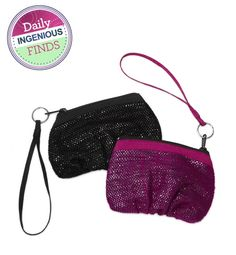 Glo's latest obsession: Daily ingenious finds    Hit Rewind     Old-school cassettes are making a stylish comeback: These pint-size purses are made with the ribbons from antique tapes. (Yep, they're old enough to officially be vintage.) Isn't it a relief to know your old Milli Vanilli and Huey Lewis cassettes haven't gone to waste?