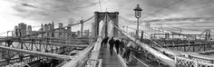 Brooklyn Bridge. Been there, done that :)