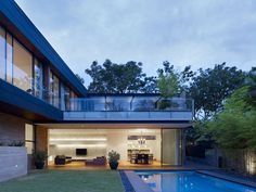 45 Faber Park house in Singapore by Ong & Ong Architects