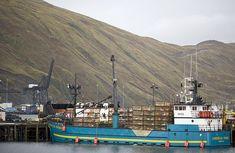 Cornelia Marie in Dutch Harbor, AK I really want to see this boat one day toooooo