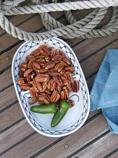 What's For Supper?: Cajun Spiced Pecans