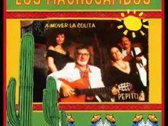 Los Machucambos - A mover la colita