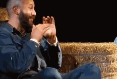 #TonyAwards nominee Chris O'Dowd in Of Mice and Men on #Broadway