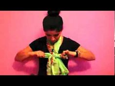 Check out Glamplaza's first video on how to tie a scarf to jazz up any outfit. We hope its useful to you! Do not forget to enter the giveaway @ http://bit.ly/GlamScarf!