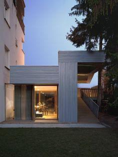 Villa T-Extension by OFIS arhitekti | Tomaz Gregoric