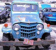 Willys : Jeep  Green  1952 Willys Jeep 4X4 Wagon  BARN FIND  - http://www.usabarnfinds.com/archives/20485