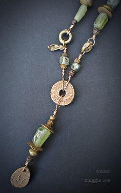 Metal Jewelry, Beaded Jewelry, Handmade Jewelry, Jewelry Necklaces, Bracelets, Jewelry Crafts, Jewelry Art, Jewelry Design, Crystal Necklace