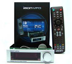 SoundGraph iMON VFD IR Receiver and Pad Remote Control -Silver