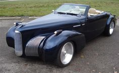1939 CADILLAC LA SALLE C-HAWK CUSTOM HARDTOP ROADSTER Cadillac Ats, Cadillac Fleetwood, Cadillac Escalade, Carrera, American Retro, Auto Retro, Roadster, Sweet Cars, Unique Cars