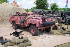 landrover pink panther