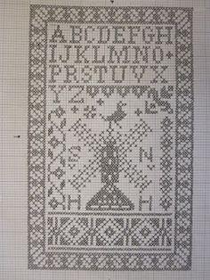 JanitaM: freebies cross stitch samplers